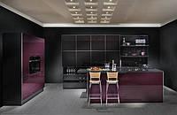 Кухни из пластика на заказ в Киеве, кухонная мебель из пластика под заказ, Киев, фото 1