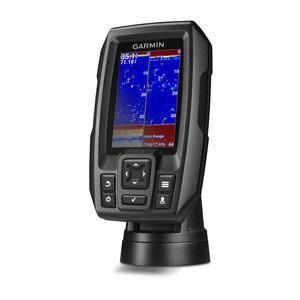 Garmin Striker 4CHIRP - эхолот для рыбалки Гармин с GPS
