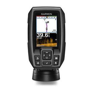 Garmin Striker 4cv(dv)CHIRP - эхолот для рыбалки Гармин с GPS