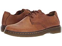 Туфли (Оригинал) Dr. Martens Elsfield 3-Eye Shoe Tan Grizzly