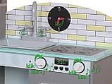 Деревянная кухня для детей Blue.Детская кухня  ECOTOYS , фото 5