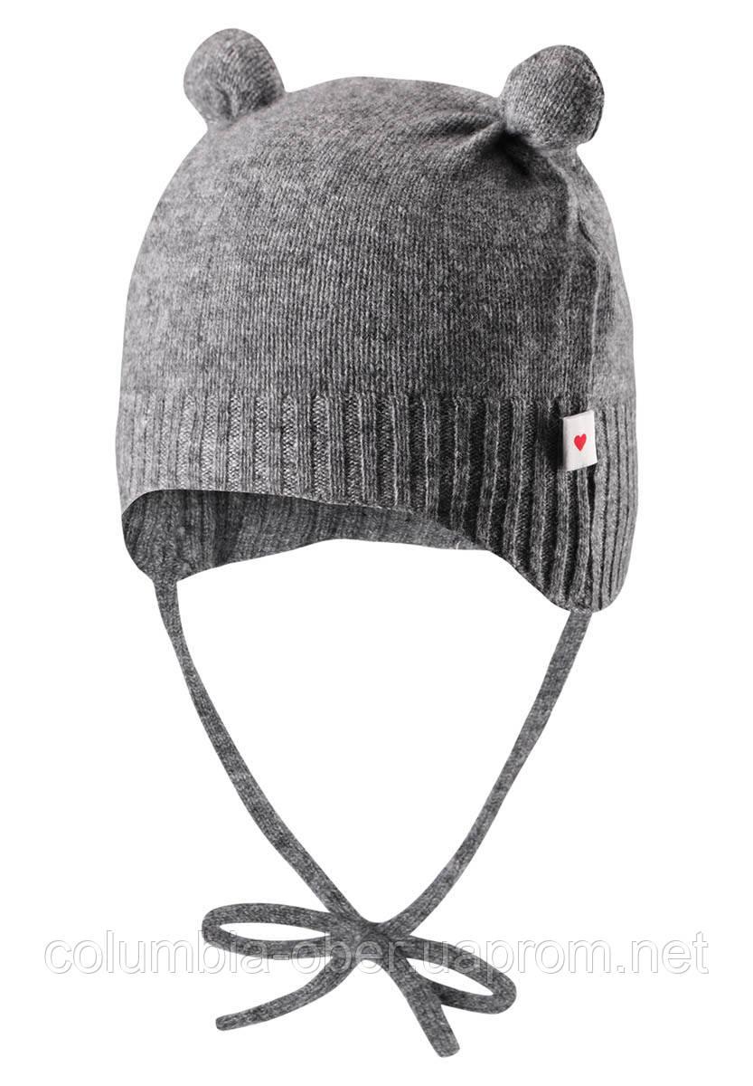 Демисезонная шапка для девочки Reima Hilal 518416-9400. Размер 34-44.