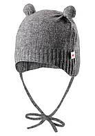 Демисезонная шапка для девочки Reima Hilal 518416-9400. Размер 34-44. , фото 1