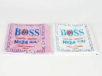 Полиэтиленовый пакет майка Boss 24*42