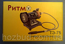 Точило электрическое РИТМ ТЭ-75 (+ гравер)