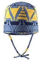Демисезонная шапка для мальчика Reima Vasa 518420-6742. Размер 46 и 48. , фото 1