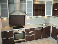 кухни из стекла фото 4