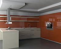 стекляная кухня фото 6