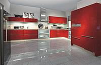 элитные кухни из стекла фото 8