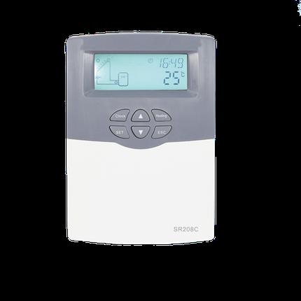 Моноблочный контроллер для гелиосистем под давлением СК208C, фото 2