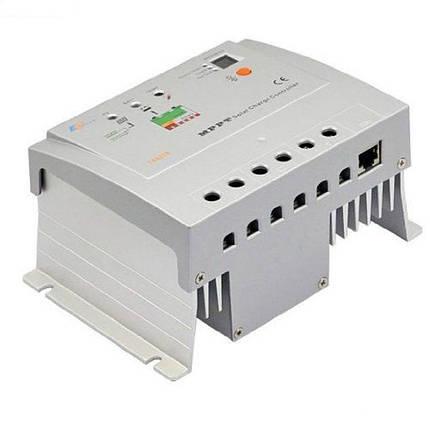 Фотоэлектрический контроллер заряда Tracer-1210RN (10А, 12/24Vauto, Max.input 100V), фото 2