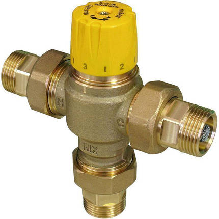 """Термосмесительный клапан BRV 03779-2.4-S 3/4"""" Н, Kv 2,4 m3/h, фото 2"""