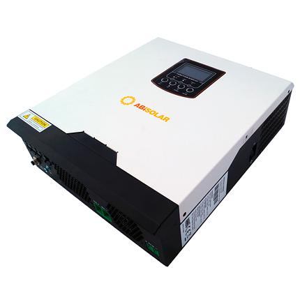 Автономный инвертор ABi-Solar SL 5048 Duo MPPT, фото 2