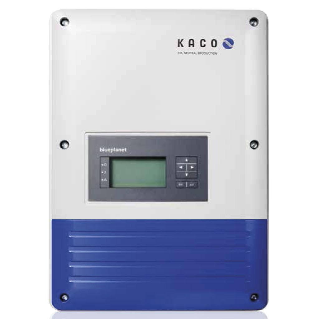 Kaco BLUEPLANET 9.0 TL3 M2 INT (9 кВА, 3 фазы /2 трекера)