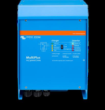 Инвертор MultiPlus 48/3000/35-16 (3 кВА/2.4 кВт, 1 фаза / Без контролеров заряда), фото 2