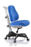 Кресло для детей, ортопедические Матч, цвет синий