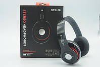 Блютус наушники Monster Beats STN-16 MP3+FM, micro sd карта. Наушники беспроводные .  Цвета разные в наличии.