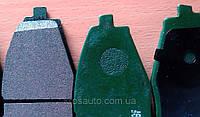 """Тормозные колодки передние 13"""" Matiz / Матиз, 96316582"""