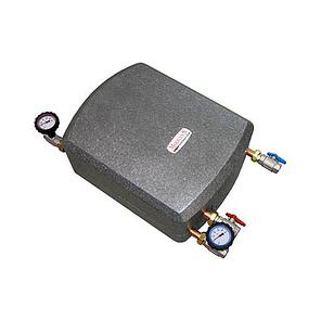 Насосная группа BRV ModvFresh 1 031100-50-20-SE для систем ГВС с термостат. управл. и термометром, фото 2
