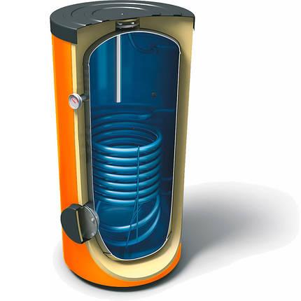 Бак-накопитель косвенного нагрева АТМОСФЕРА 11,200SE одноконтурный на 200 литров, фото 2