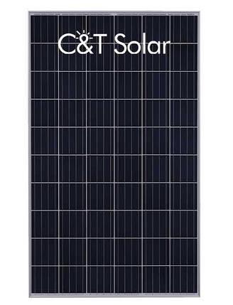 Поликристаллический фотомoдуль C&T Solar СT60260-P, 260 Wp, фото 2