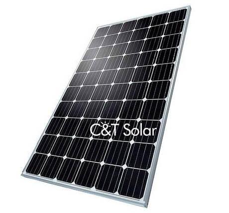 Монокристаллический фотомoдуль C&T Solar СT60275-M, 275 Wp, фото 2