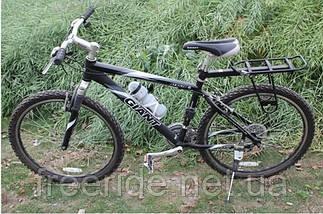 Фляга велосипедна Trek Discovery (сіра) 650 мл, фото 3