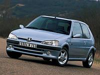 Peugeot 106 / Пежо 106 (Хетчбек) (1991-2004)