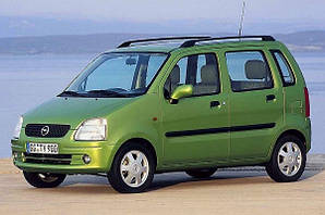 Opel Agila A / Опель Агила А (Минивен) (2000-2007)