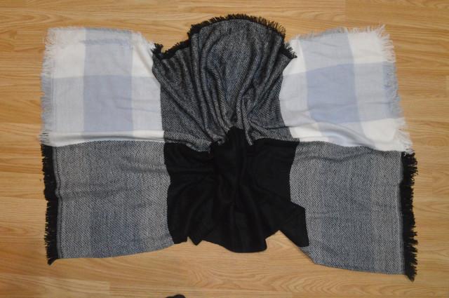 Платок шарф плед Белла Фото 1
