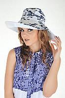 Шляпа пляжная Iconique KR 610 One Size Цветной