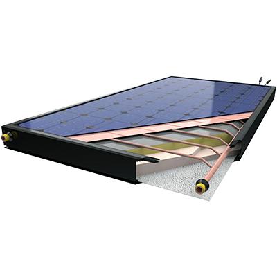 Гибридный солнечный коллектор POWERVOLT W200/500, фото 2