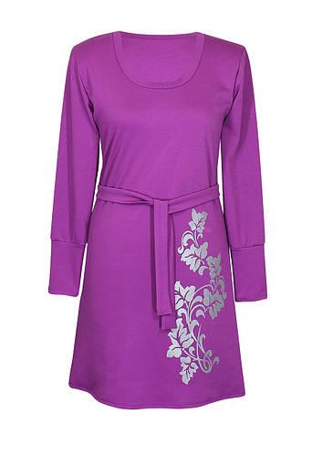 Платье с вырезом для полных Лоза
