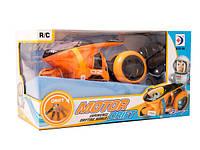 Мотоцикл перевертыш на радиоуправлении rd637 оранжевый