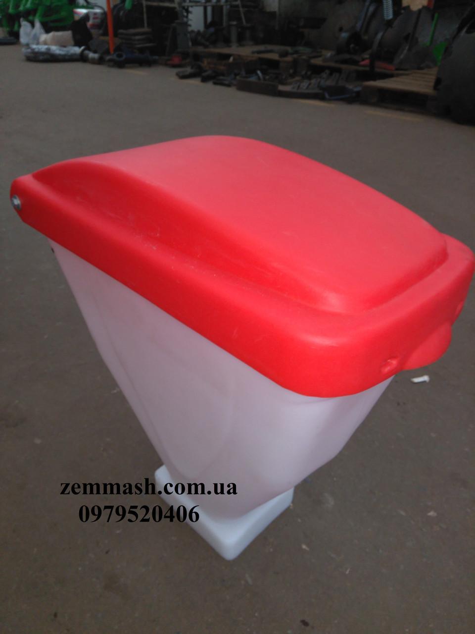 Бункер зерновой (пластмас) СУПН-8
