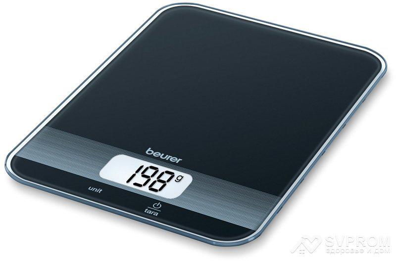 Весы кухонные BEURER KS 19, черный (black), фото 1