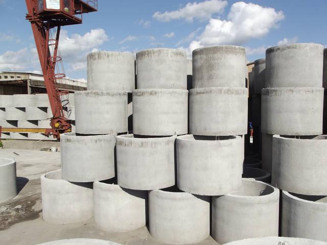 Производство бетонных колец 6
