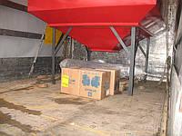 Бункер под пелеты