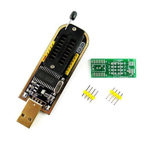 Програматор CH341A Gold USB для EEPROM / FLASH 24 / 25 серії