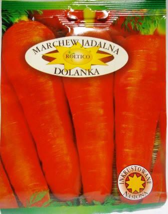 Морква Долянка 20г (Roltico)
