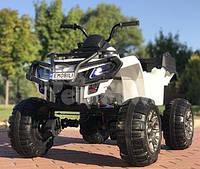 Электроквадроцикл SAFARI 4х4 мотора с отдельным режимом 2х4. Возраст детей от 3-х до 10 лет. USB, CD, MP3.