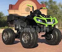 Электроквадроцикл SAFARI 4х4 мотора с отдельным режимом 2х4. Возраст детей от 3-х до 10 лет. Амортзаторы 4шт.