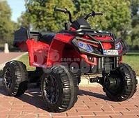 Электроквадроцикл SAFARI 4х4 мотора с отдельным режимом 2х4. Возраст детей от 3-х до 10 лет. Резиновые колёса.