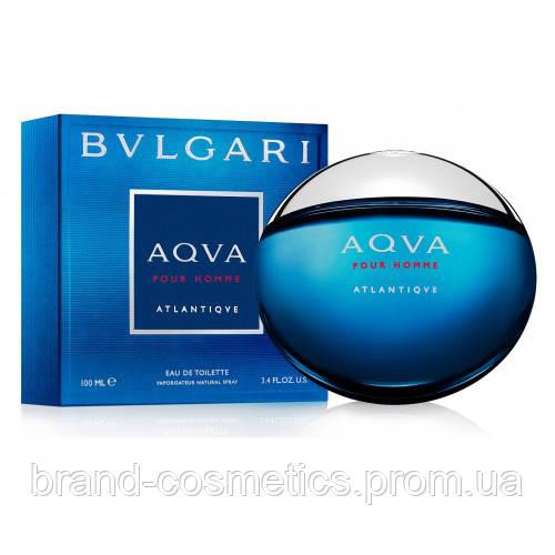 Мужская туалетная вода Bvlgari Aqva Pour Homme Atlantiqve