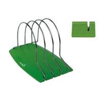 Набор HILTON KS1+CBH1: точилка, подставка зелен