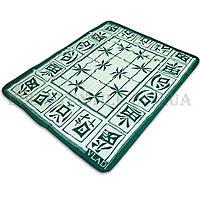 Одеяло Vladi 200х220 Бамбук жаккард шерсть, Зеленый, 200х220