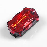 Led, светодиодная подсветка для велосипеда на раму, багажник. Задний светодиодный фонарь велофонарь на защелке