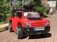 Детский электромобиль мини Ровер ZPV005(VC105), от1 года до 4 лет, мягкое кожаное сиденье,