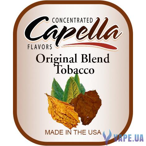 Ароматизатор Capella Original Blend Tobacco (Оригинальная смесь табаков)