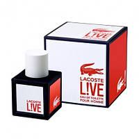 Lacoste Live Pour Homme (Лакост Лайв Пур Хом)